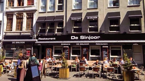 Gevel - De Sinjoor, Antwerpen