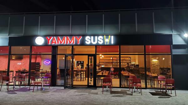 Entrée - Yammy sushi, Blagnac
