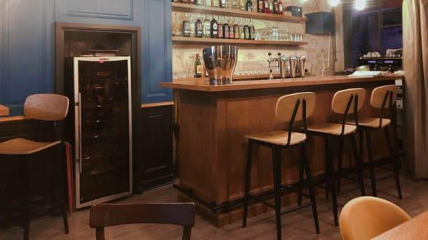 Vue de l'intérieur - Le Bistrot de Senlis, Senlis