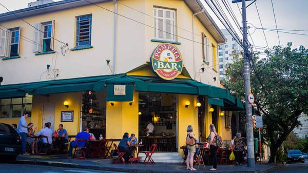 Fachada - Pompéia Bar, São Paulo
