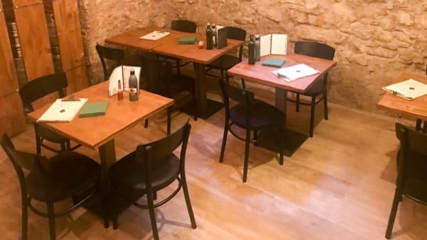Vista de la sala - Les Dues Sicílies Gastro Bar, Barcelona