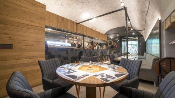Vista sala - Gintò eatery, Cava de' Tirreni