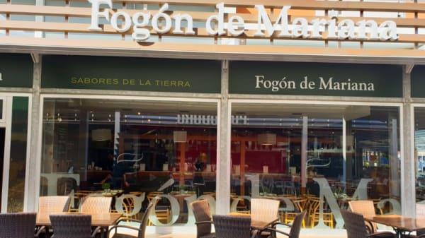 Terraza - El Fogón de Mariana C.C Luz Shopping, Jerez De La Frontera
