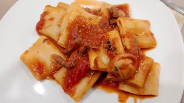 Primo piatto - Trattoria Lo sfizio, Cinisello Balsamo