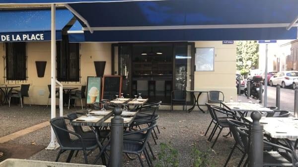 Entrée - Brasserie de la Place, Marseille