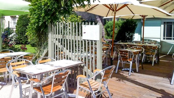 La terrasse - Bistro à Burger, Marly-le-Roi