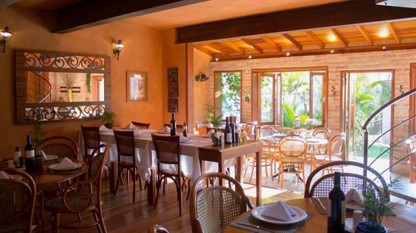 Vista da sala - Di Andrea Gourmet Pizza E Pasta, Cotia