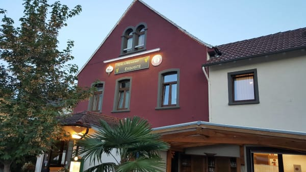 Restaurant Exquisite, Bobenheim am Berg