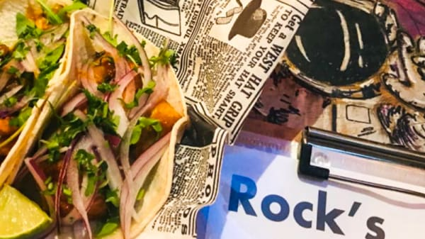 Plato - Rock's grub kitchen, Sitges