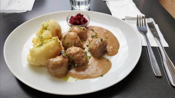 Föreslagen rätt - Mom´s Kitchen Nybrogatan, Stockholm