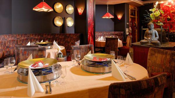 Restaurant Thaïlandais La coupole - Thai La Coupole, Fribourg