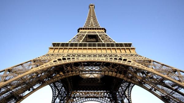La Tour Eiffel de jour (Lehmann) - Restaurant 58 Tour Eiffel, Paris
