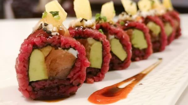 Sugestão do chef - Bhuda Sushi Lounge, Covilhã