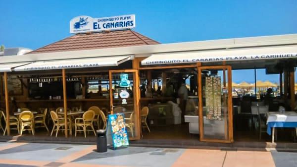 Vista entrada - El Canarias Playa, Torremolinos