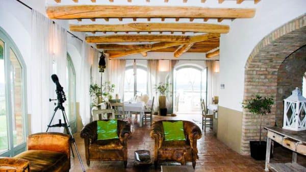 La sala - Maremmana Restaurant, Gavorrano