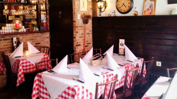 Het restaurant - Ristorante Sicilia, Geldrop
