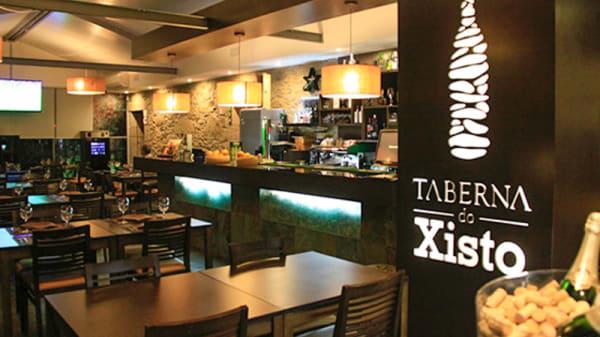 Sala - Taberna do Xisto