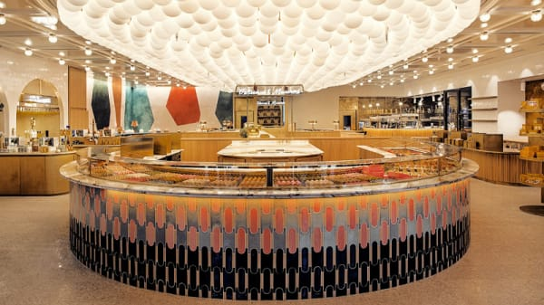 Salle - 86Champs - L'Occitane x Pierre Hermé, Paris