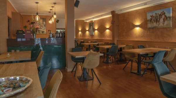 Laziz Restaurant & Bar, Breda