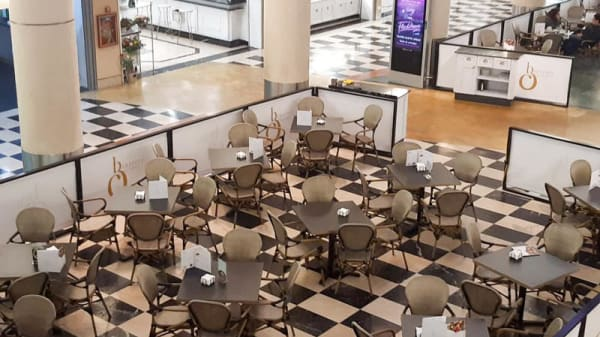 Vista sala - Biarritz Gourmet - Sexta Avenida, Madrid