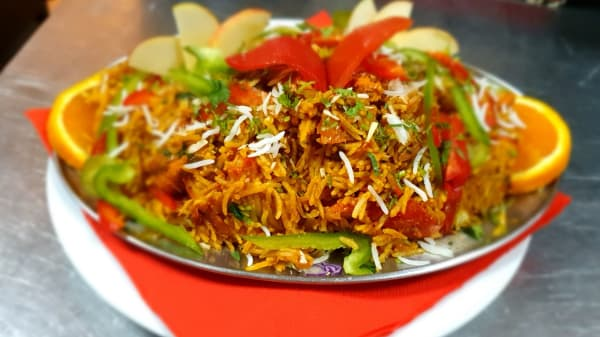 Sugestão do chef - Shiva Restaurant Indiano, Ramada