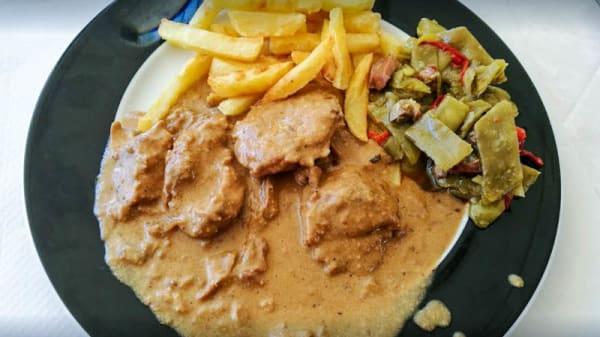 Sugerencia del chef - La Solana, Crevillent