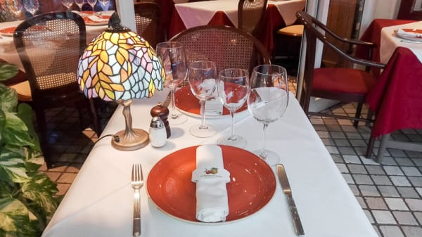 Table pour 2 - Le Bistrot d'Alain, Arona