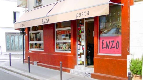 Entrée - Enzo, Paris