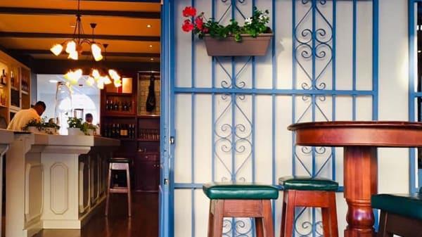 Sala - Restaurante El Zaguan, Vilamoura, Quarteira
