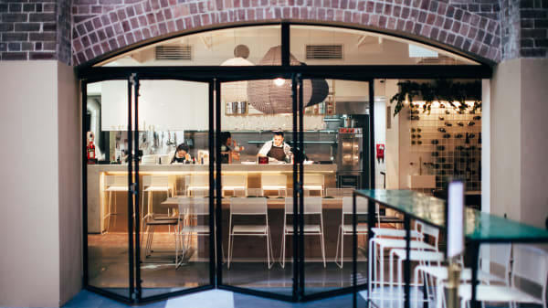 Secolo Dining - Indoor & Outdoor Spaces - Secolo Dining, Sydney (NSW)