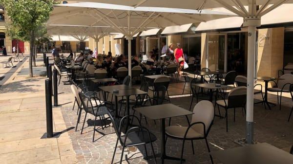 Terrasse - Les Artistes, Aix-en-Provence