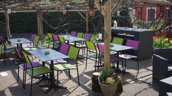 Exterieur - Cafe de la Tour, Bex