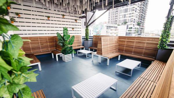 Internal view - The Fox Hotel, South Brisbane (QLD)