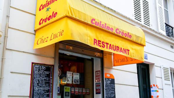 Entrée - Chez Lucie, Paris
