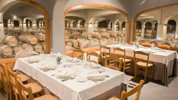 Restaurante Bodegas David Moreno - Bodegas David Moreno, Badaran