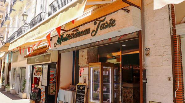 Entrada - Mediterranean Taste, Granada