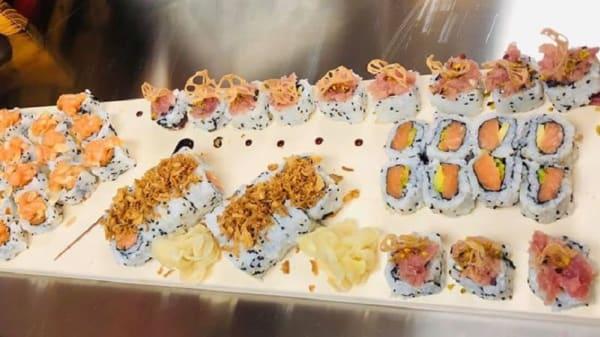 Lo Chef Consiglia - SushiTiAmo Emozioni