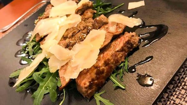 Suggerimento dello chef - Kilometrozero, Castelbuono