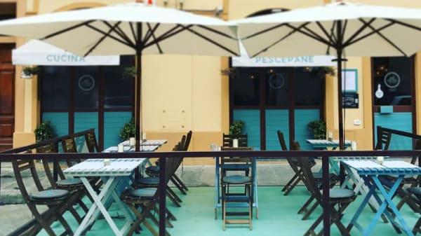 Dehor esterno Cucina Pescepane - La Cucina di Pescepane, Firenze