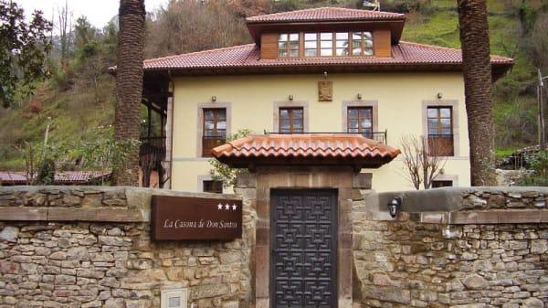 El restaurante - La Senderuela, Proaza