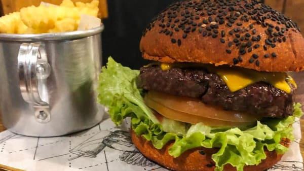Sugestão prato - Monster Jack Burguer, São Paulo