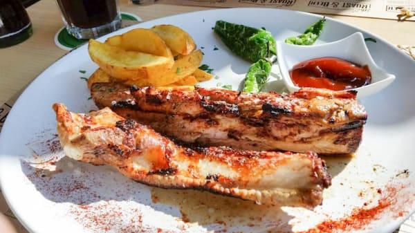 Sugerencia plato - The Roast & Beer, Valencia