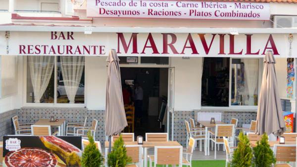 Entrada - Bar Restaurante Maravilla, El Portil