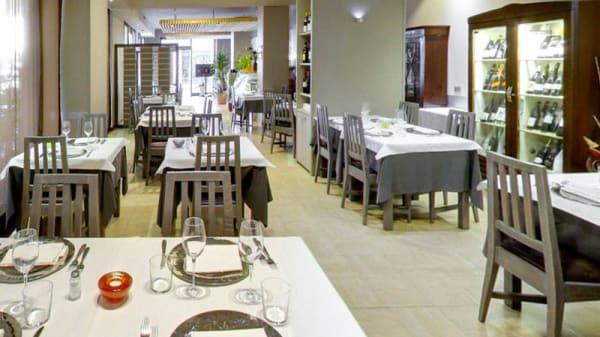 Vista sala - Corradossi, Pistoia
