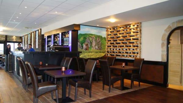 Restaurantzaal - Grieks restaurant Irodios, Zeewolde