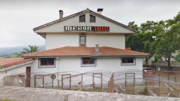 Vista exterior - Mesón Ibio, Ibio