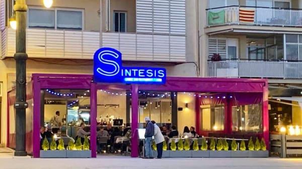 Fachada - Síntesis, Sitges