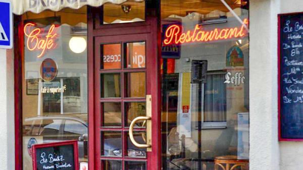 Façade - Le Bristol Café, Vanves