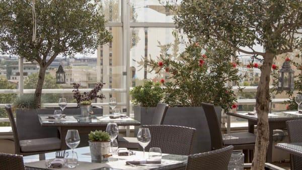 terrasse - Le Vertigo Rooftop, Montpellier