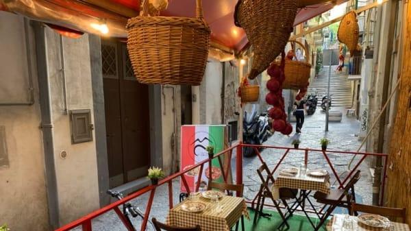 Trattoria Pignasecca da Maria, Napoli